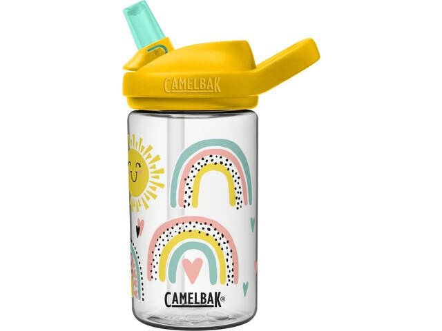 CamelBak eddy+ Bak to School LTD Bottle 400ml Kids, trasparente/colorato